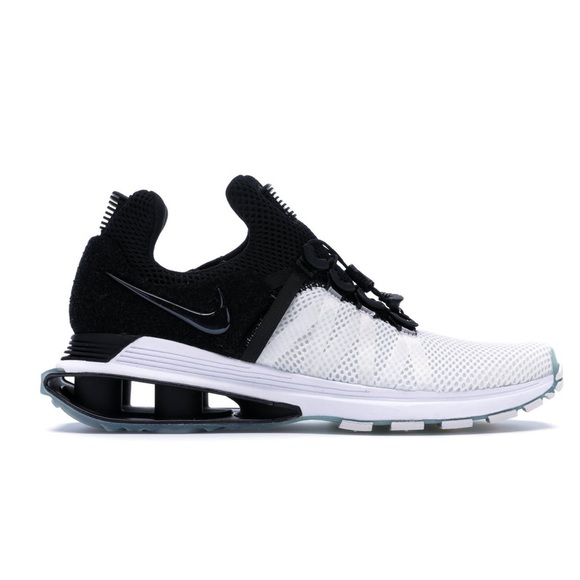daa762aeebd4cd Nike Shox Gravity - Black   White